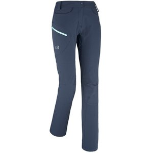 Millet - Pantalon de randonnée Ld Trekker Stretch Ink/pool Blue
