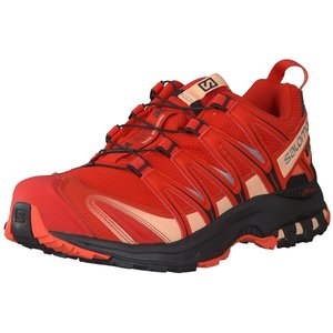 SALOMON XA PRO 3D GTX W POPPY RED - T 41 1/3