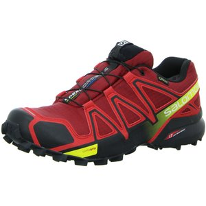 SALOMON SPEEDCROSS 4 GTX BRIQUE - X - T 46